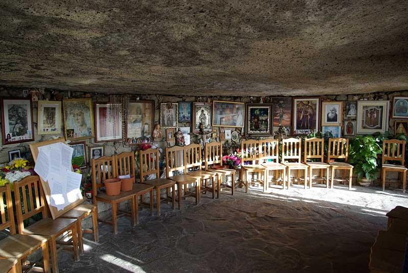 Cave of Santo Hermano Pedro, El Médano, Tenerife