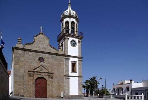 San Antonio de Padua, Granadilla de Abona