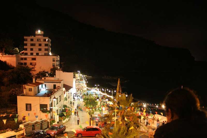 Fiestas de San Juan, Icod de los Vinos