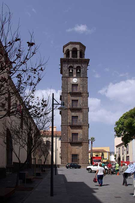 Catedral de La Laguna, Tenerife