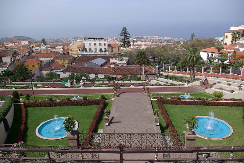 Jardines Marquesado de la Quinta Roja