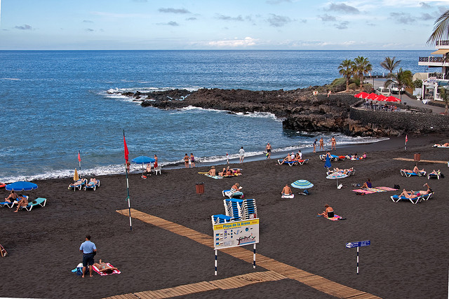 Playa de la Arena, Tenerife