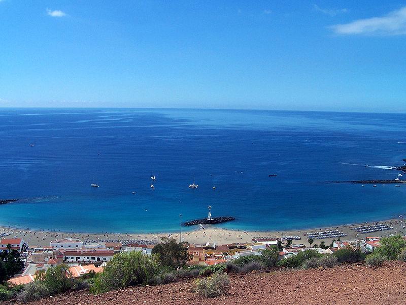 Playa de Los Cristianos, Tenerife