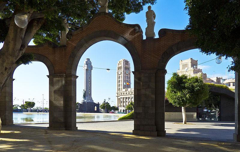 Plaza de España, Santa Cruz de Tenerife