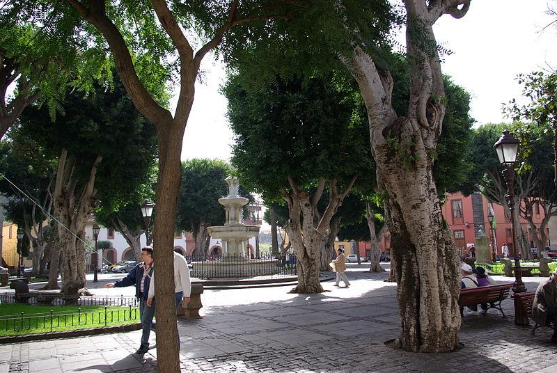Plaza del Adelantado, La Laguna, Tenerife