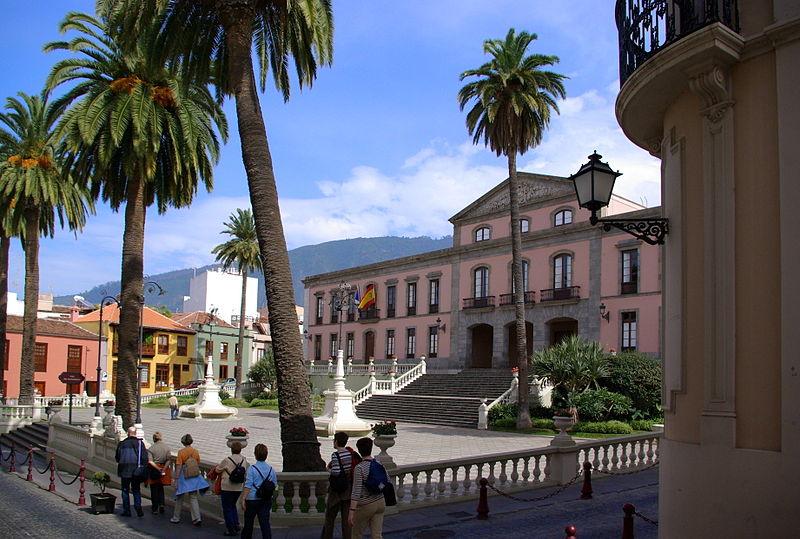 Plaza del Ayuntamiento, La Orotava