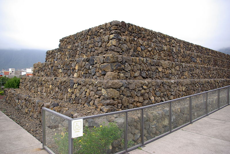 Pyramids of Guimar