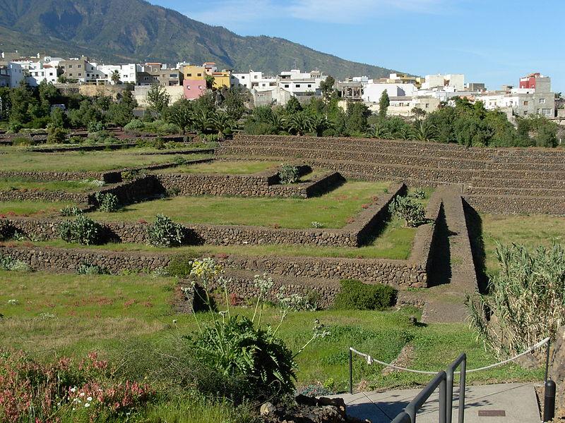 Pyramids of Güímar, Tenerife