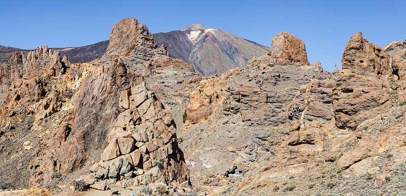 Roques de García, Teide National Park