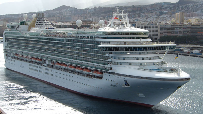 Tenerife Cruise Destination